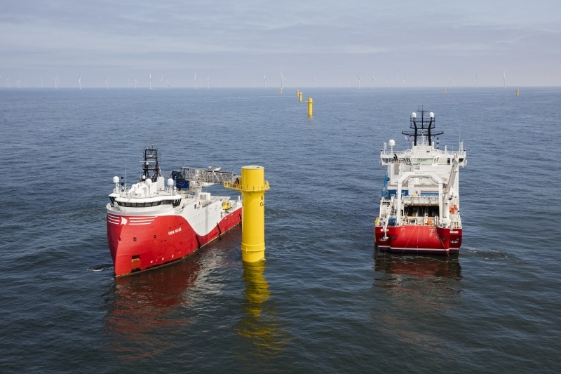 Kabelarbeiten Nordsee One Copyright SIEM Offshore Contractors GmbH 6 small